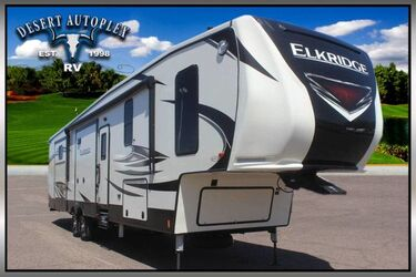 Heartland ElkRidge 38RSRT Five Slide Fifth Wheel RV Mesa AZ