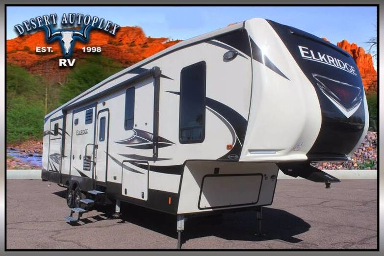 2019 Heartland Elkridge 38RSRT Five Slide Fifth Wheel RV Mesa AZ