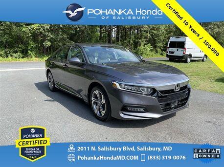 2019_Honda_Accord_EX ** Pohanka Certified 10 Year / 100,000 **_ Salisbury MD