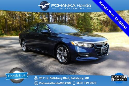2019_Honda_Accord_EX * Sunroof ** Honda True Certified 7 Year / 100,000_ Salisbury MD