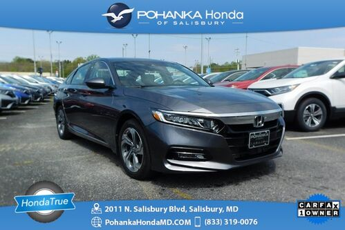 2019_Honda_Accord_EX-L ** Honda True Certified 7 Year / 100,000  **_ Salisbury MD