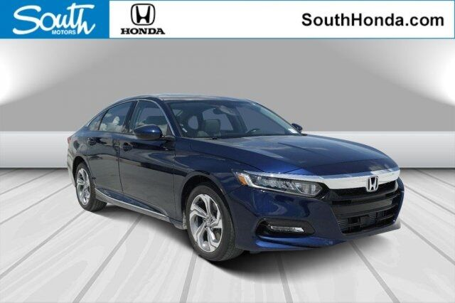 2019 Honda Accord EX-L 2.0T Miami FL