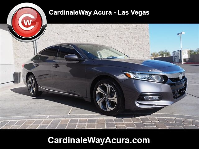 2019 Honda Accord EX-L 2.0T Las Vegas NV