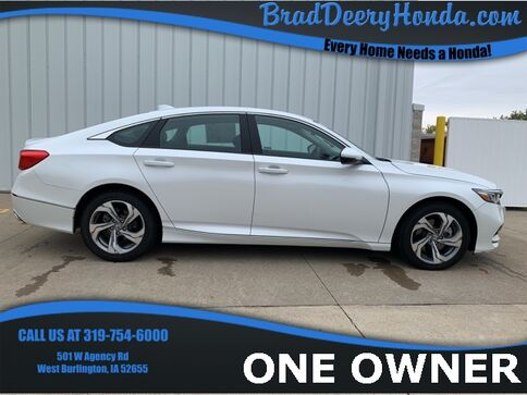 2019_Honda_Accord_EX-L 2.0T_ West Burlington IA