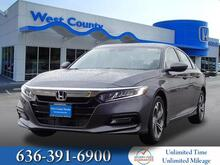 2019_Honda_Accord_EX-L_ Ellisville MO