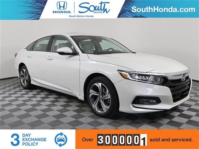 2019 Honda Accord EX-L Miami FL