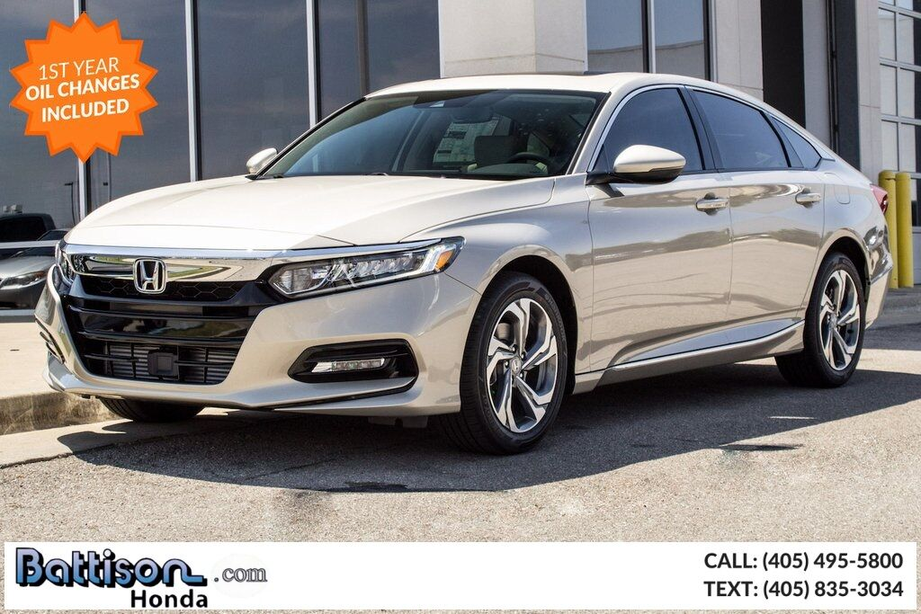 2019_Honda_Accord_EX-L_ Oklahoma City OK