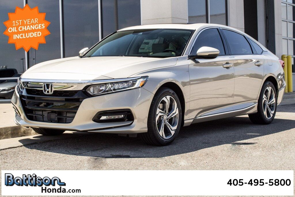 2019_Honda_Accord_EX_ Oklahoma City OK
