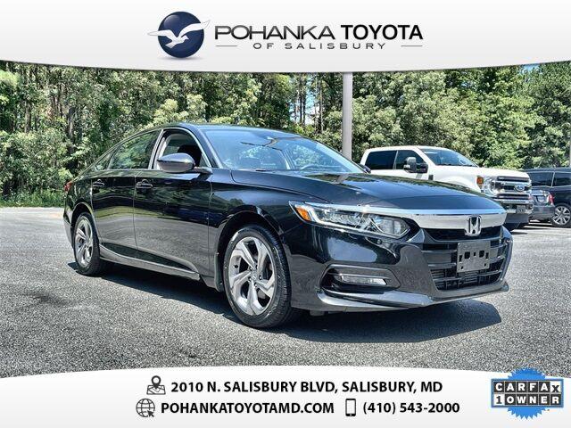 2019 Honda Accord EX Salisbury MD