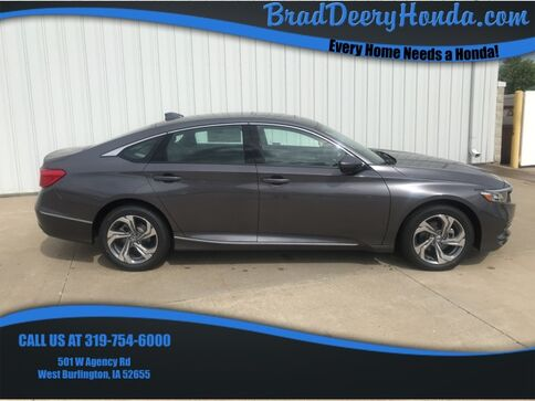 2019_Honda_Accord_EX_ West Burlington IA