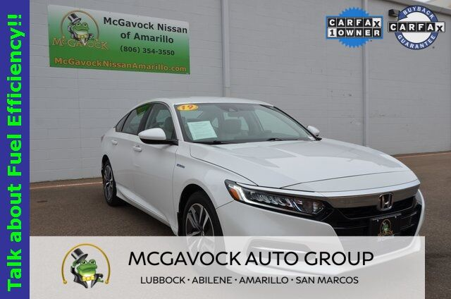 2019 Honda Accord Hybrid Base Amarillo TX