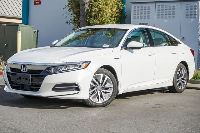 2019 Honda Accord Hybrid Base Redwood City CA