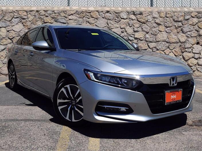 2019 Honda Accord Hybrid EX-L El Paso TX