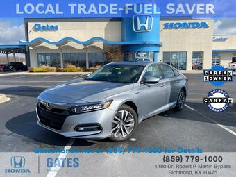 2019_Honda_Accord Hybrid_EX_ Richmond KY