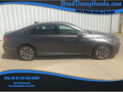 2019_Honda_Accord_Hybrid EX_ West Burlington IA