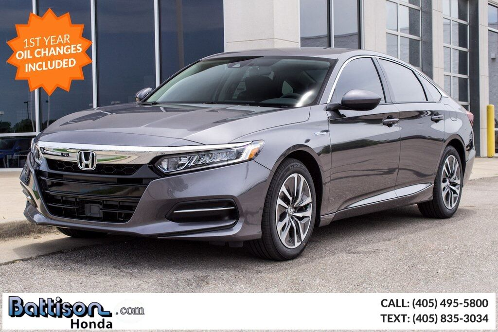 2019_Honda_Accord_Hybrid_ Oklahoma City OK