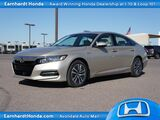 2019 Honda Accord Hybrid Sedan Video