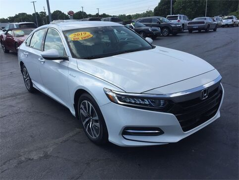 2019_Honda_Accord Hybrid_Sedan_ Evansville IN
