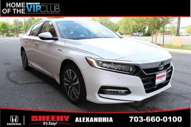 2019 Honda Accord Hybrid Touring 4D Sedan