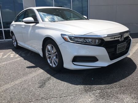2019_Honda_Accord_LX ** Honda True Certified 7 Year / 100,000  **_ Salisbury MD