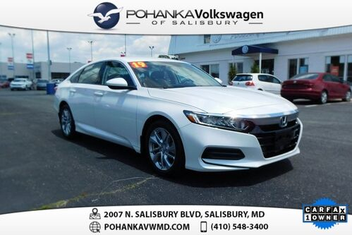 2019_Honda_Accord_LX ** ONLY 5K MILES ** 38+ MPG **_ Salisbury MD