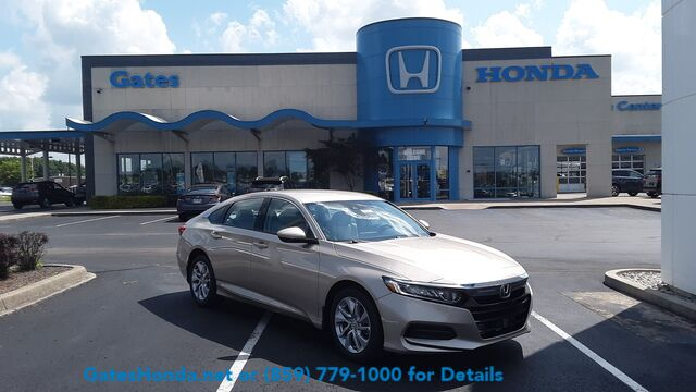 2019 Honda Accord LX 1.5T CVT Lexington KY