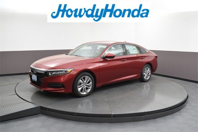 2019_Honda_Accord_LX_ Austin TX