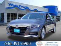 Honda Accord LX 2019