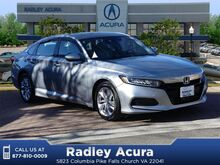 2019_Honda_Accord_LX_ Falls Church VA