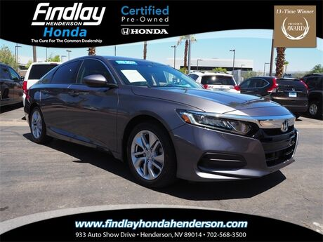 2019 Honda Accord LX Henderson NV