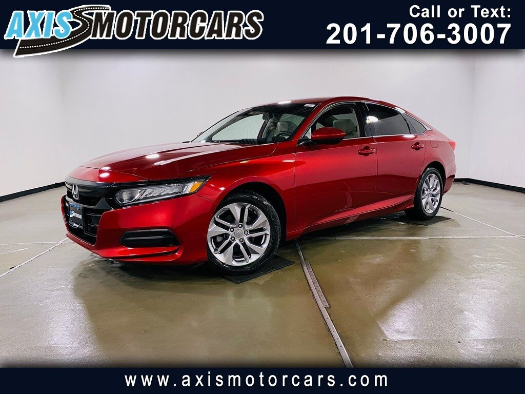 2019 Honda Accord LX Jersey City NJ