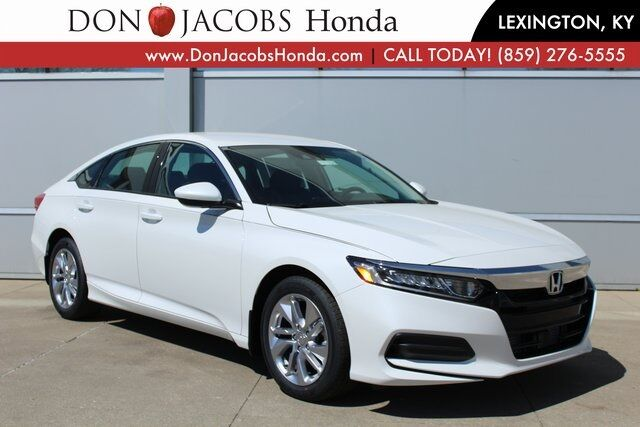 Honda Accord Lx >> New Honda Accord Lx Lexington Ky