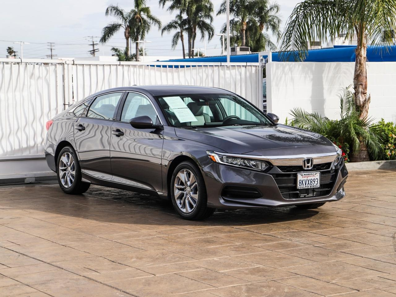 2019 Honda Accord LX North Hills CA