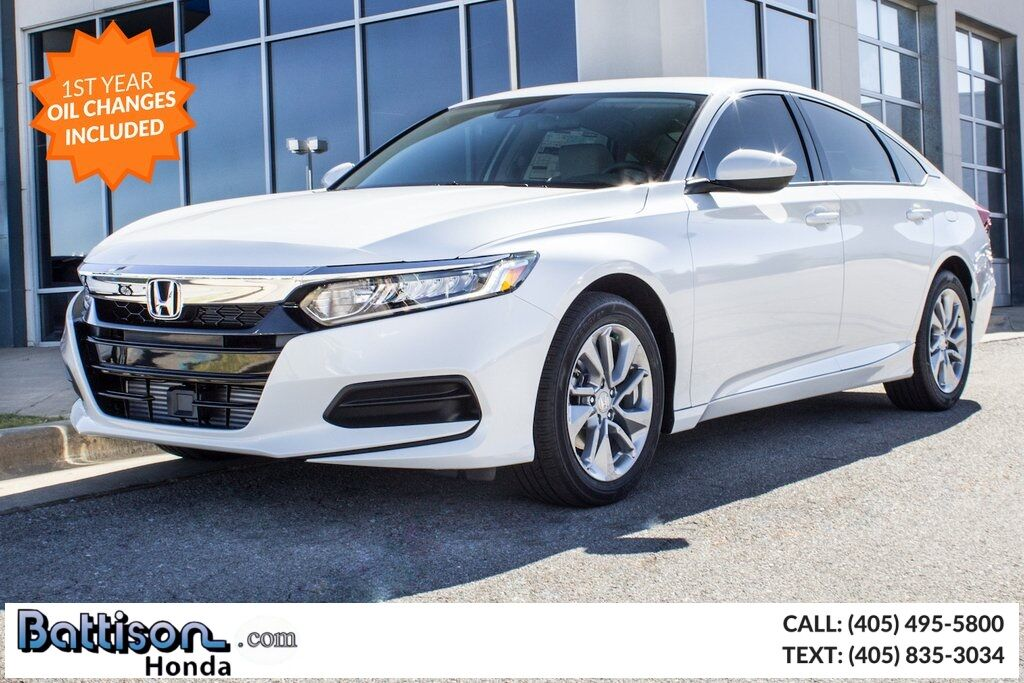 2019_Honda_Accord_LX_ Oklahoma City OK