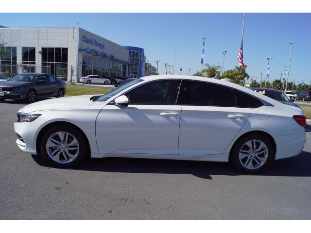 2019 Honda Accord LX Pharr TX