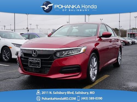 2019_Honda_Accord_LX_ Salisbury MD