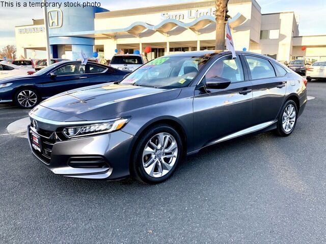 2019 Honda Accord LX w/Pedigree Salinas CA