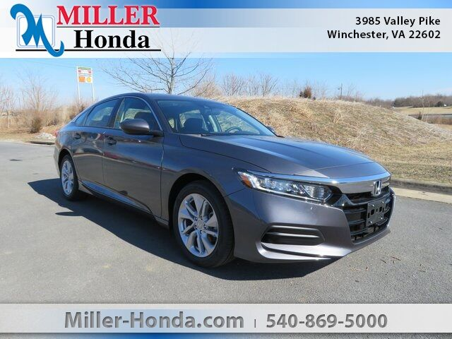 2019 Honda Accord LX Martinsburg