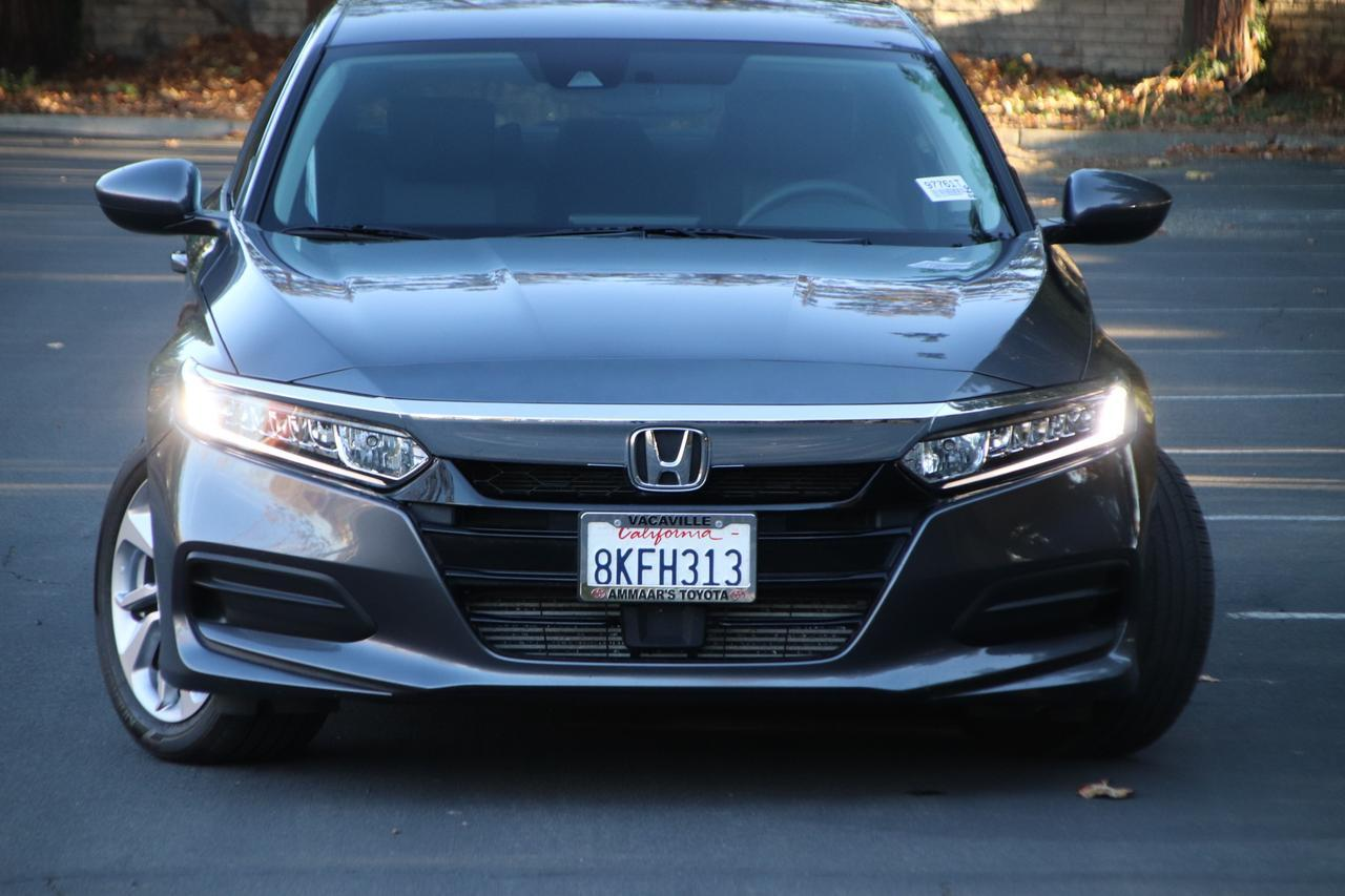 2019 Honda Accord Lx Sedan Vacaville CA