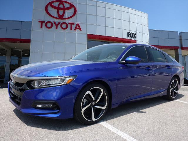 2019 Honda Accord SPORT 2.0T Clinton TN