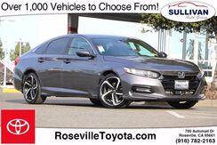 2019_Honda_Accord_SPORT_ Roseville CA