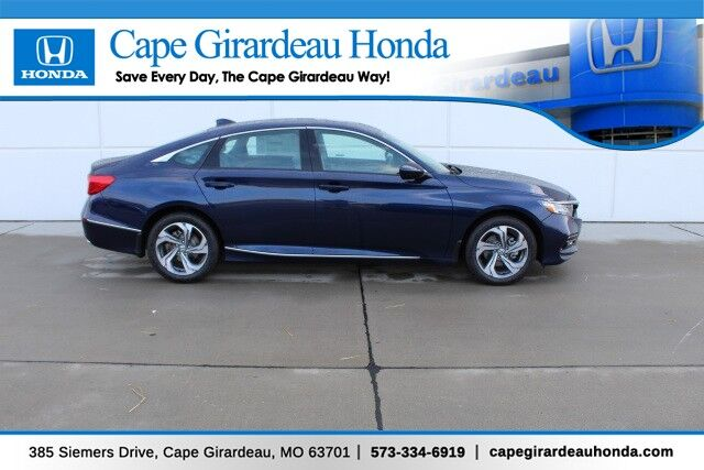 2019 Honda Accord Sedan EX 1.5T Cape Girardeau MO