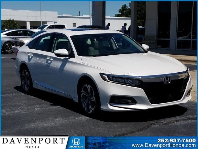 2019 Honda Accord Sedan EX-L 1.5T CVT Rocky Mount NC