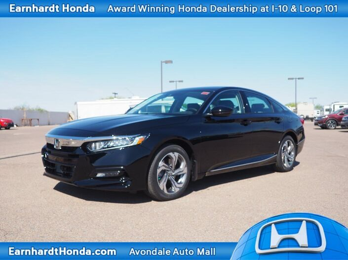 2019 Honda Accord Sedan EX-L 2.0T Auto Avondale AZ