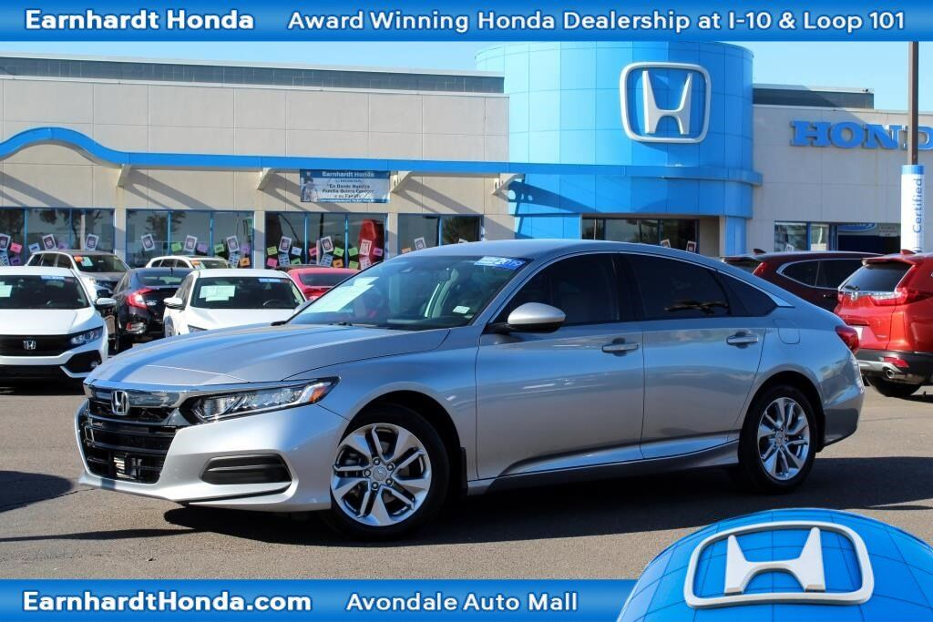 2019 Honda Accord Sedan LX 1.5T Avondale AZ