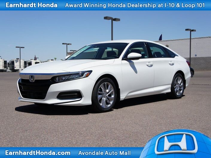 2019 Honda Accord Sedan LX 1.5T CVT Avondale AZ