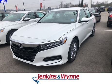 2019 Honda Accord Sedan LX 1.5T CVT Clarksville TN