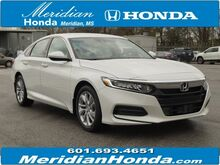 2019_Honda_Accord Sedan_LX 1.5T CVT_ Meridian MS