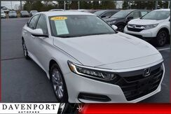 2019_Honda_Accord Sedan_LX 1.5T CVT_ Rocky Mount NC
