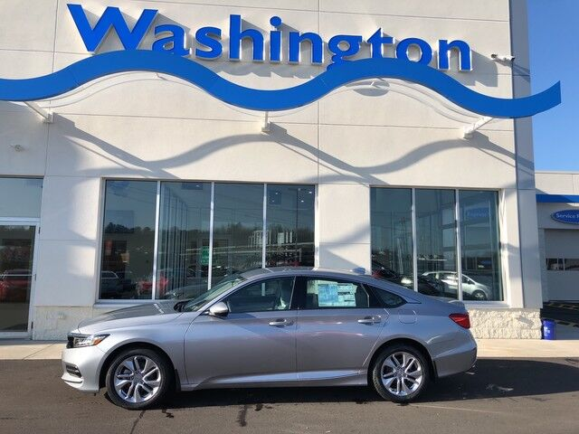 2019 Honda Accord Sedan LX 1.5T CVT Washington PA